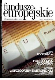 Nr 2/2010 - Mazowiecka Jednostka Wdrażania Programów Unijnych