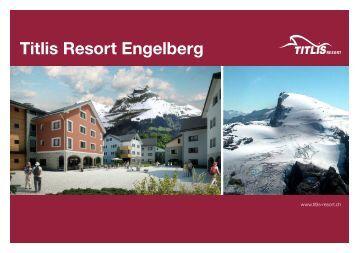 Titlis Resort Engelberg