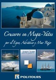"Crucero en ""Mega-Yate"" - Viajes-Besaya.Com"