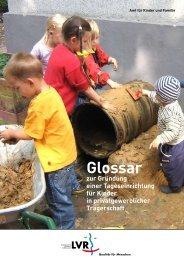 Glossar - Landschaftsverband Rheinland
