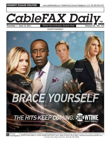 CableFAXDaily TM