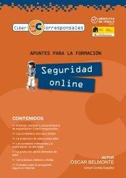 Seguridad online - Cibercorresponsales