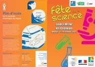 Télécharger l'invitation - Science Action Haute-Normandie