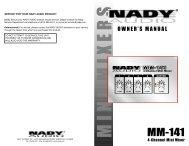 MM-141 - Nady