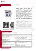 regolatori di tensione tension controllers - Manupala industrie - Page 4