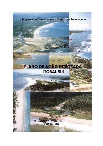 PLANO DE AÇÃO INTEGRADA LITORAL SUL - CPRH