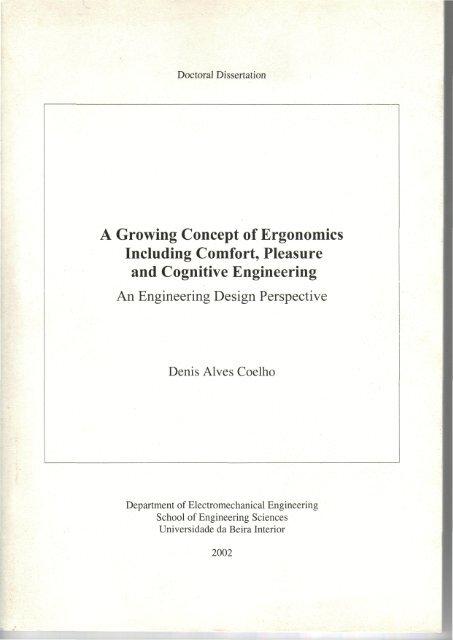 Phd thesis engineering