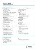 IRD-2900 Series - TBC Integration - Page 3