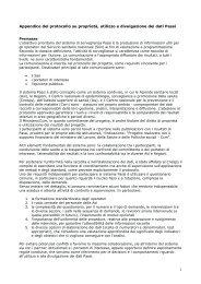 documento - EpiCentro - Istituto Superiore di Sanità