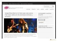 www_comunicanroll_com-vargas-blues-band-en-la ... - SALA LÓPEZ