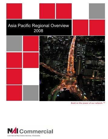 Asia Pacific Regional Overview - NAI Commercial Real Estate