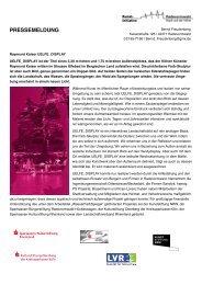 PDF der PM - Raymund Kaiser