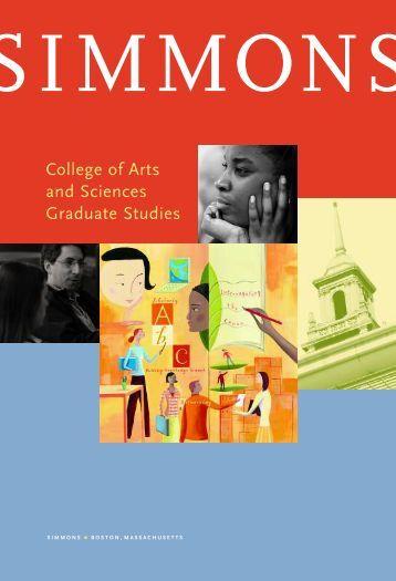 CAS_Viewbook 06 - Simmons College