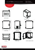 """19"""" SAFEbox IP55 Wall Mounting CABINETs Pdf View - LANDE - Page 5"""