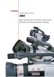 Digital Video Camera High performance 3CCD DV camera with 20x ...