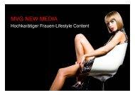MVG NEW MEDIA Basis 2012 07