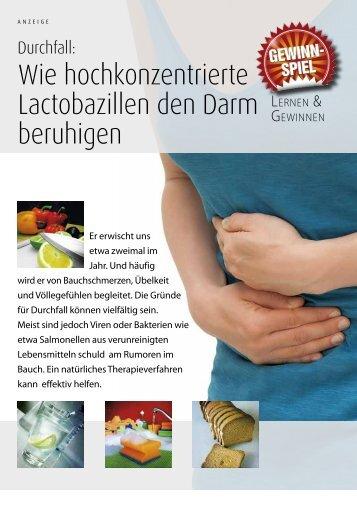 lactobazillen darm