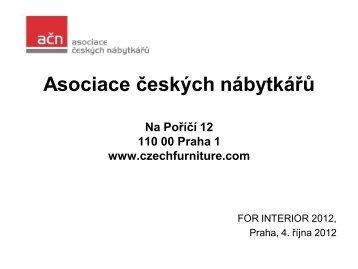 nábytek roku - Asociace českých nábytkářů
