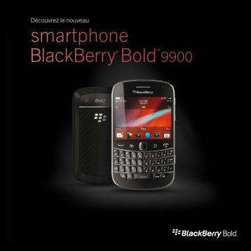 smartphone BlackBerry® Bold™9900 - Ais-info.fr