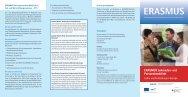 ERASMUS Lehrenden- und Personalmobilität - DAAD