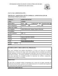 Teoría de los Juegos - Universidad del Rosario