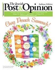 (317) 299-9999 Fax: (317) - Jewish Post & Opinion