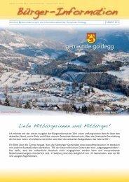 Josef Schaupper Gedächtnislauf - Gemeinde Goldegg