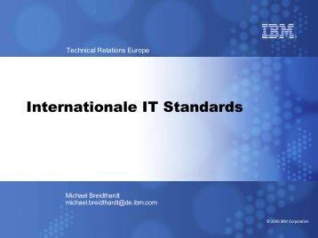 Internationale IT-Standards (pdf, 813.5 KB) - XÖV