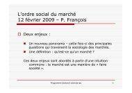 séance 2 Ordre social du marché - pierrefrancois