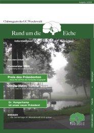 Birdie-Bistro Turnier 2009 - Golfclub Weselerwald eV