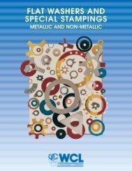 metallic flat washers - WCL Fasteners