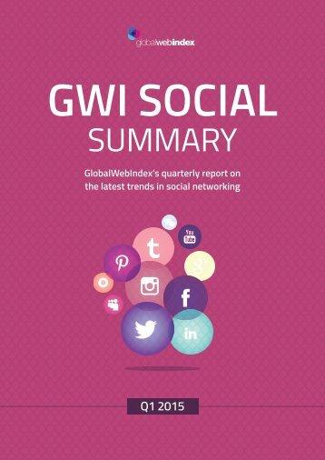 GWI_Social_Summary_Report_Q1_2015