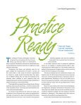 Practice Ready - Spring/Summer 2010 - Columbus School of Law - Page 5