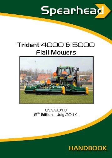 Trident 4000 / 5000 - Spearhead Machinery Ltd