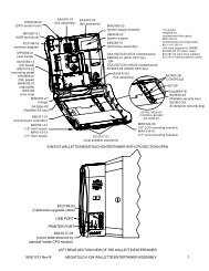 Parts List & Diagrams - Merit Entertainment