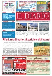 Rifiuti, smaltimento, discariche e altri avanzi - Il Diario di Castrovillari