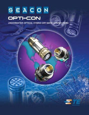 OPTI-CON Catalog - Seacon