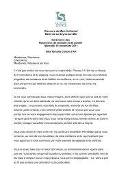 Télécharger le discours de Marc Vuillemot ... - La Seyne-sur-Mer