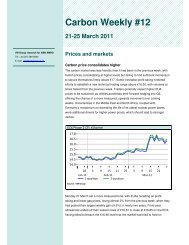 ABN AMRO/VM Group Carbon Weekly - 28th March ... - Virtual Metals