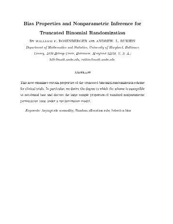 Download - Department of Mathematics and Statistics - UMBC