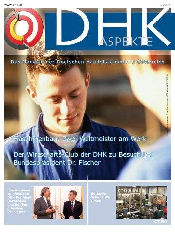 Zwei Weltmeister am Werk - der Deutschen Handelskammer in ...