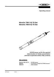 NitraVis 700/1 IQ TS Set NitraVis 700/5 IQ TS Set - Fagerberg