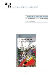 El corsario Macario en la isla de los dinosaurios - Alfaguara Infantil