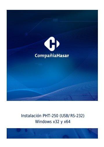 USB-Serie - Grupo Hasar