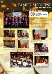 Copy of cm_dec08.pmd - College of Family Physicians Singapore