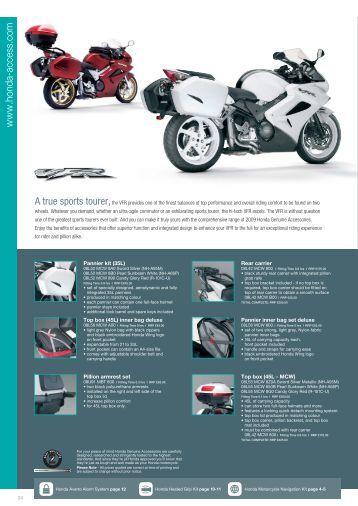 VFR800 - Doble Motorcycles