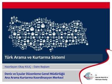 Türk Arama ve Kurtarma Sistemi