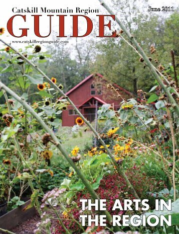 THE ARTS IN THE REGION - Catskill Mountain Foundation