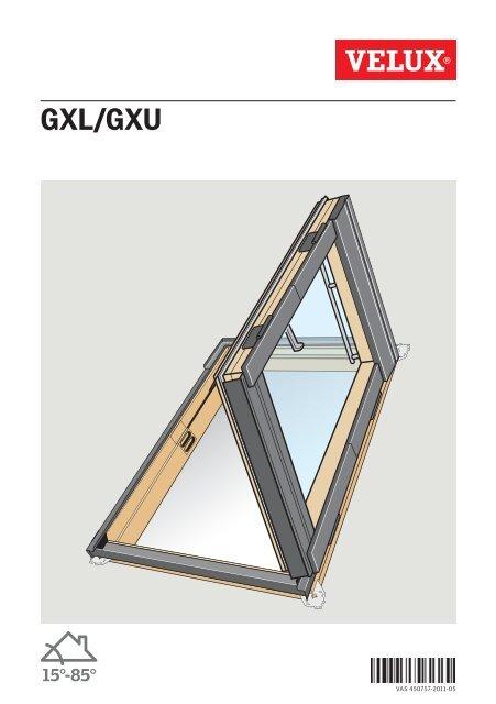 GXL/GXU - Velux