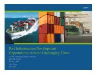 Port Infrastructure Development - staging.files.cms.plus.com